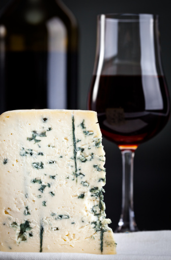 Gorgonzola, fromage italien / Source : Gettyimages
